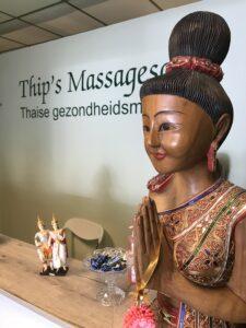 Contactpagina Thip's massagesalon